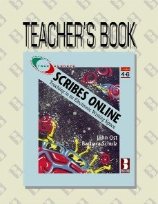 Cover of Scribes teacher book